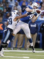 A sure-handed tight end like Jack Doyle could thrive in McDaniels' offensive system.
