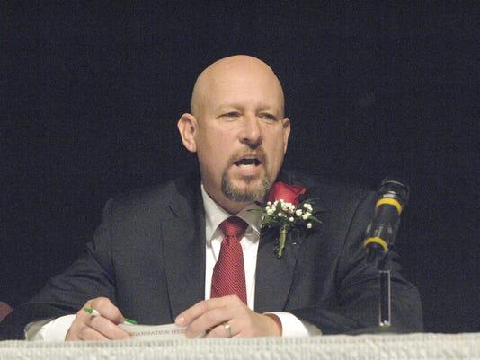 Councilman Joe Kolodziej PVWC