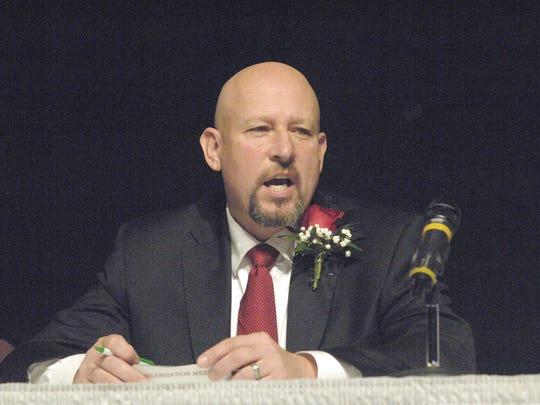Clifton Councilman JosephKolodziej