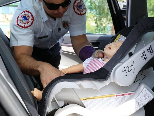 Kids locked in hot cars can die in minutes. This is what cops say you should do
