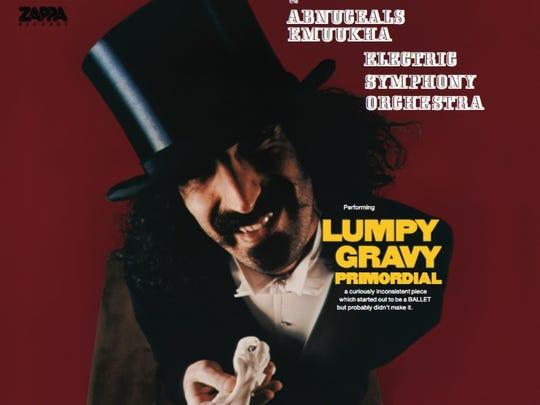 "Frank Zappa's ""Lumpy Gravy: Primordial"""