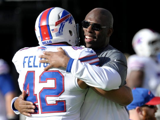 Anthony Lynn has the support from several Bills players,