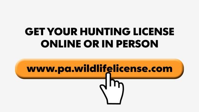 Where to get your hunting license.