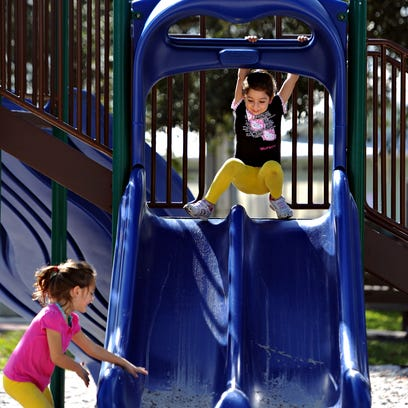 Lauren Espitia: Martin County mothers share some of best play spaces