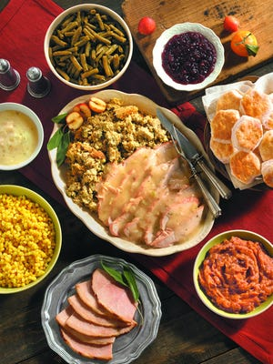 Turn a traditional Thanksgiving feast's leftovers into a variety of dishes.