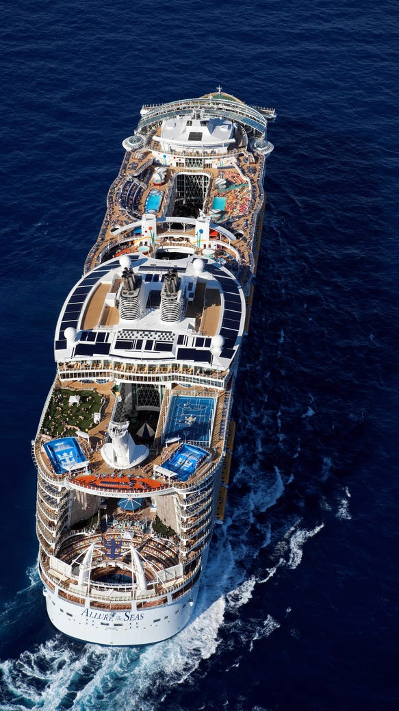 RCI Allure of the Seas