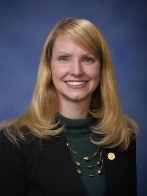 Rep. Julie Calley, R-Portland, represents Michigan's 87th District.