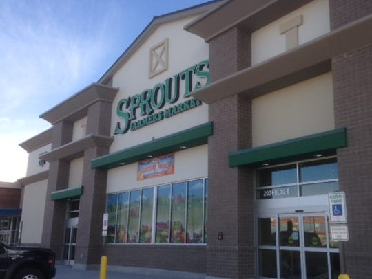 The second El Paso Sprouts Farmers Market store opened