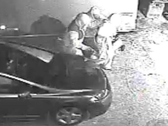 Although the photos are grainy, state police say they hope surveillance images will lead to tips about three men who committed a home invasion robbery at gunpoint in January.