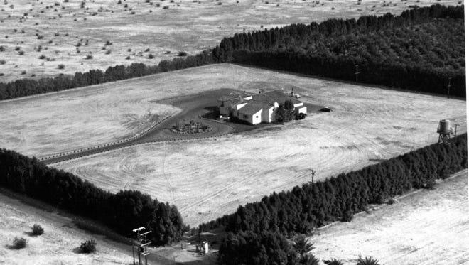 Dunes Club, circa 1930.