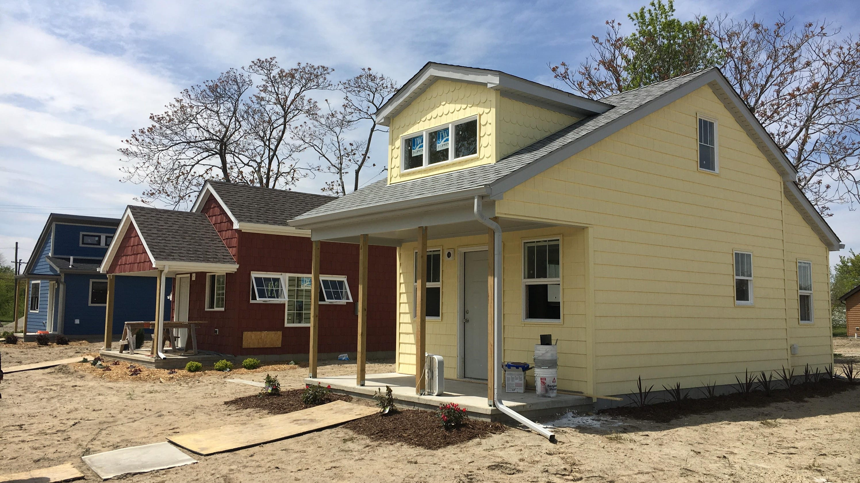 6 Tiny Homes Open In Detroit For Weekend Fundraiser