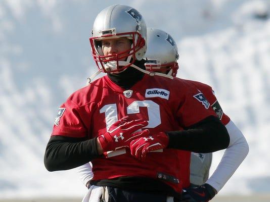 Tom Brady,Brian Hoyer