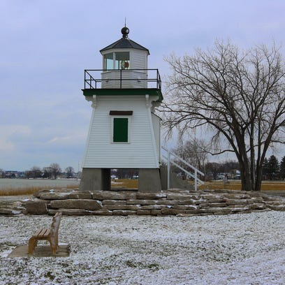 The Port Clinton Lighthouse will be the centerpiece