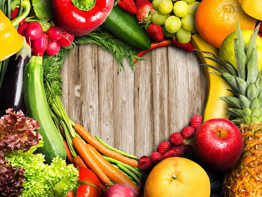 Image result for fruits and veggies