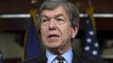 Sen. Roy Blunt, R-Mo., served 14 years in the U.S. House before being elected to the Senate in 2010.