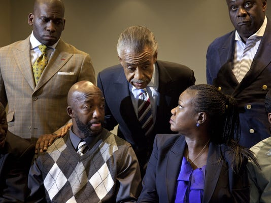 sharpton, al - trayvon martin parents.jpg