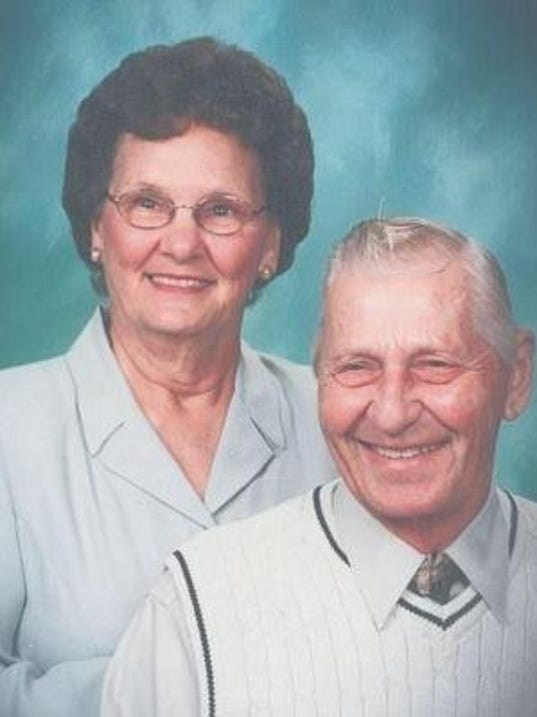 Anniversaries: Anthony Kutter & Mary Kutter