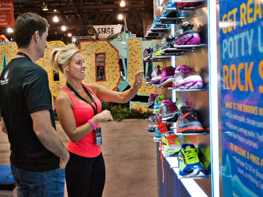 Rock N' Roll Marathon AZ Health and Fitness Expo