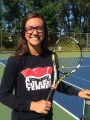 Pulaski senior Molly Plummer is 14-3 this season and aiming to advance to the WIAA Division 1 individual state tournament for a fourth time.