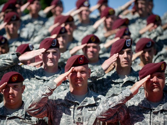 Your Say 0109 military pensions