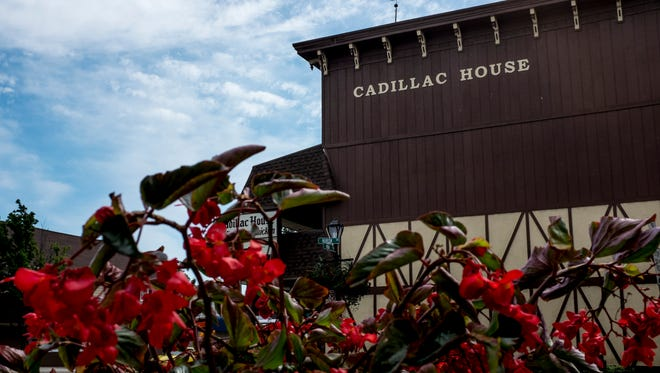 The Cadillac House, 5502 Main Street in Lexington, has been sold to Stacy Fox, a Lexington resident, who has plans to restore the building.