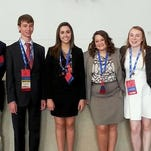 Nixa High School students recently attended the Future Business Leaders of America's National Leadership Conference in Chicago.
