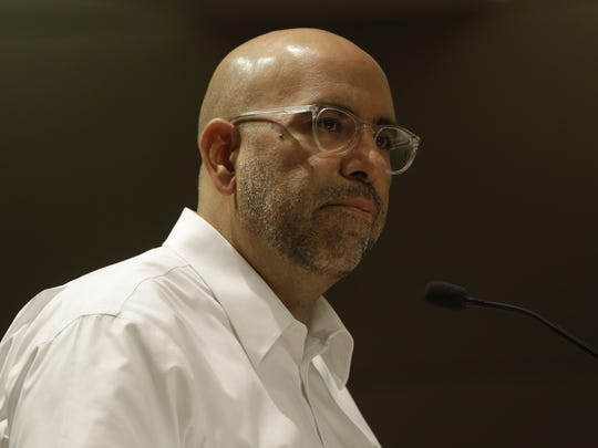Gus Corbella expresses concerns about the city's storm