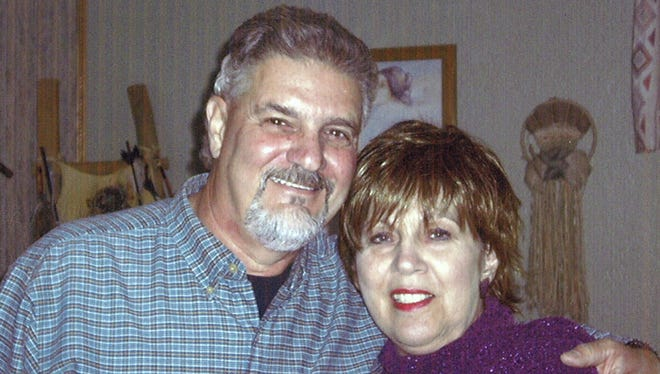 Maryanne and Lou Greco are celebrating 50 years of marriage. Maryanne and Lou were married in Geneva, New York.