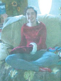 Police are searching for 24-year-old Amanda Picard, of Manchester, who was last seen on Feb. 5 in Berekely Township.