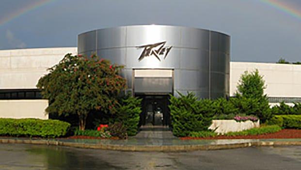 Peavey headquarters in Meridian.