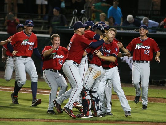Fort Myers won the FSL Championship game in September