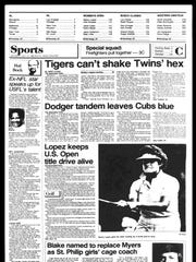 This week in BC Sports History - July 9, 1985