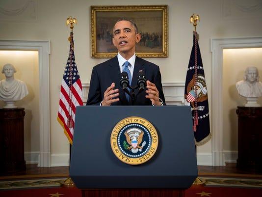 Obama Cuba Announcement