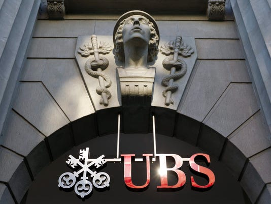 EPA FILE SWITZERLAND BELGIUM CRIME UBS CLJ COMPANY INFORMATION FINANCIAL & BUSINESS SERVICES CRIME SCH