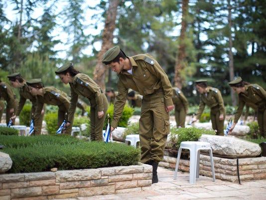 EPA EPASELECT ISRAEL MEMORIAL DAY WAR WAR ISR