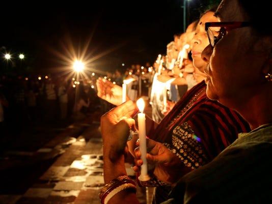EPA BANGLADESH HOSTAGE TAKING AFTERMATH WAR ACTS OF TERROR BGD