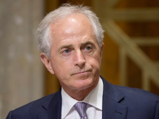 Republican Sen. Bob Corker of Tennessee