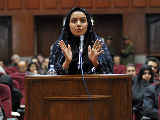 U.S. condemns Iran's hanging of alleged rape victim