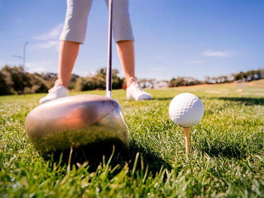 The first thing most golfers do with their fairway woods is try to sweep the ball off the fairway, and that is where the trouble begins.