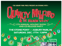 Quincy Mumford & The Reason Why's Holiday Show