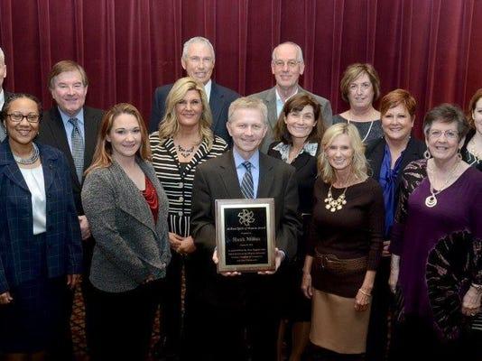 Hank Chamber Award