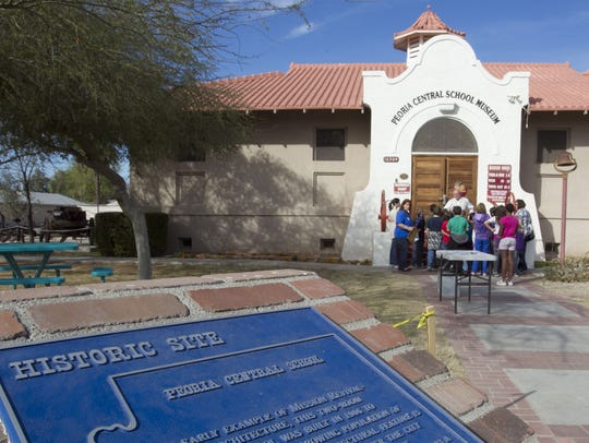 Peoria's history museum has been shuttered nearly two years because of a dispute between two groups claiming to each be the rightful members of the Peoria Arizona Historical Society board.