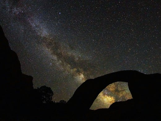 Dark Light Theres More Of It Coming >> Dark Sky Parks Artificial Light Is Killing Night Sky But There S Hope