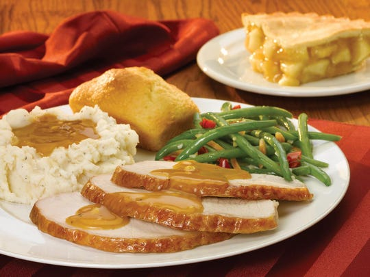 Boston Market offers a variety of Thanksgiving favorites.