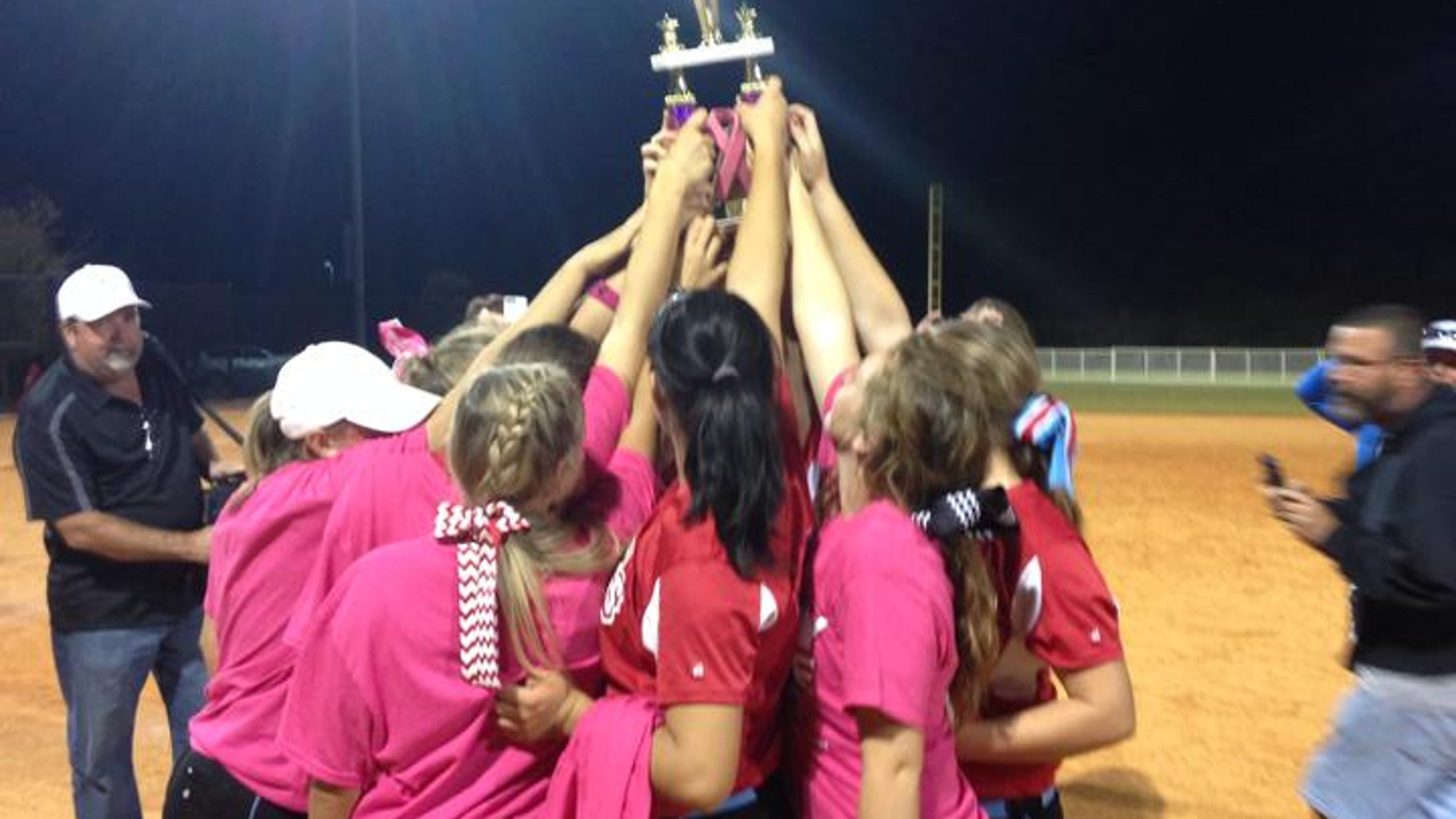 TRAVEL SOFTBALL Express Wants To Put Elite Players In College