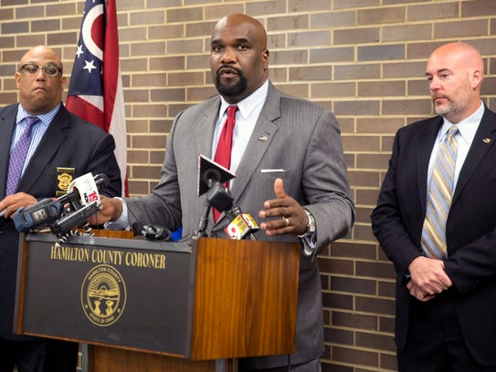 Kenneth Parker, chief of the Criminal Division for