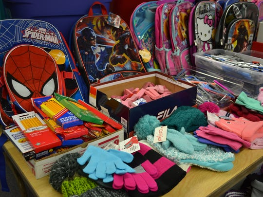 The LIFT churches in Fremont will host a School Supply Giveway on Jan. 21 so area children can restock on items they may have lost or run out of.