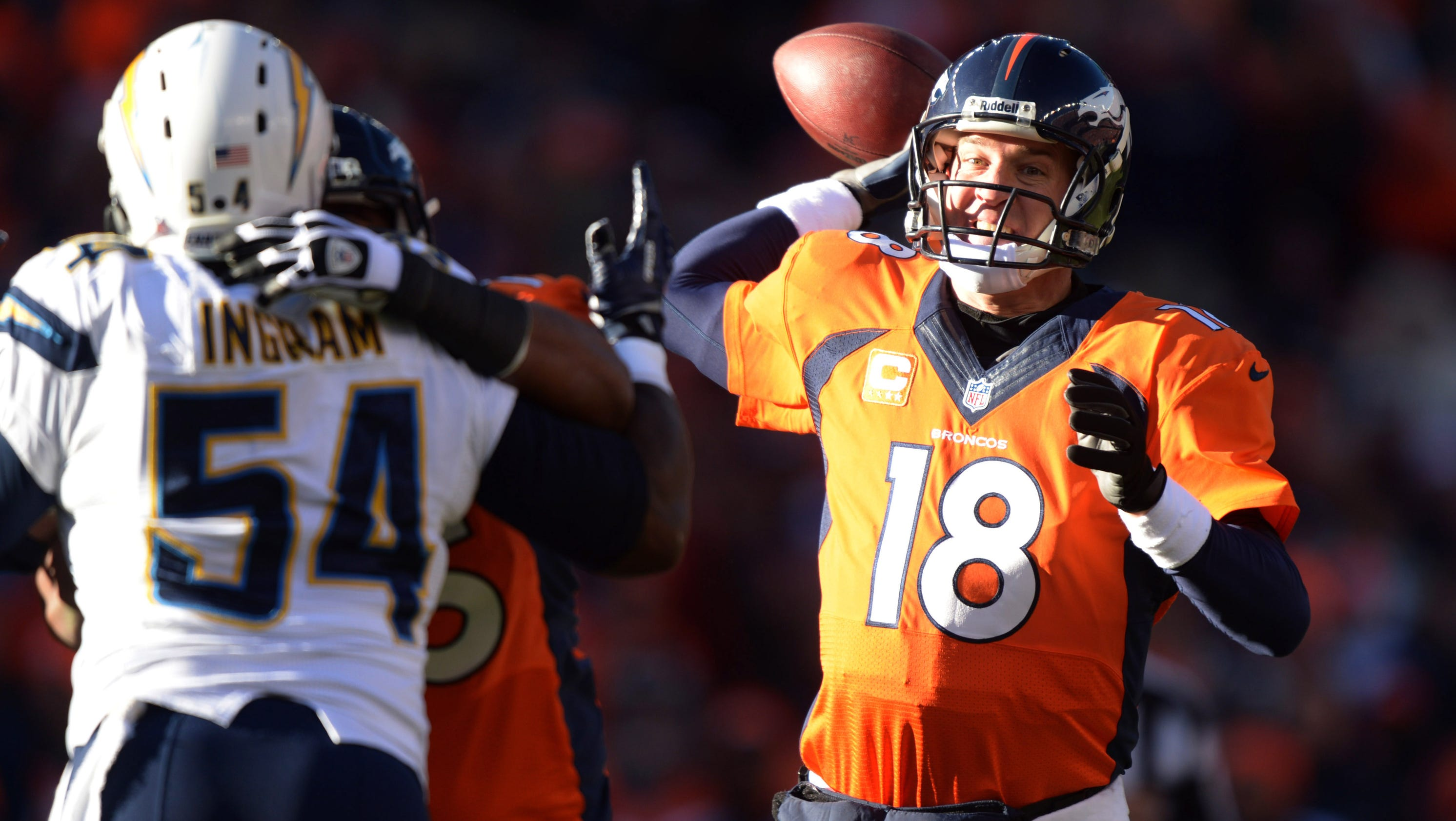 Manning Keeps Broncos Playoff Win In Perspective