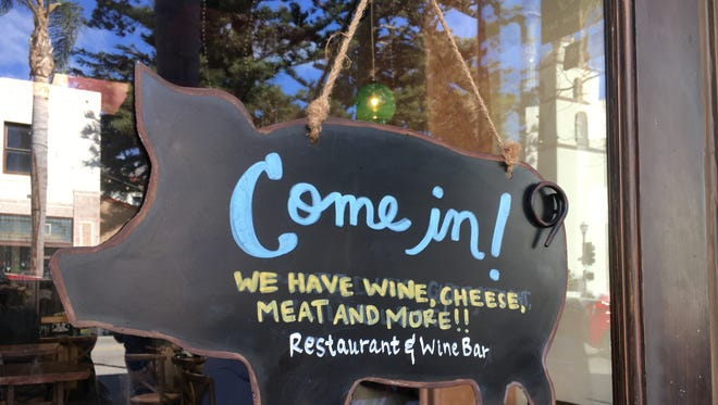 Paradise Pantry in downtown Ventura is one of hundreds of locations  participating in California Restaurant Month events across the state in January. The combination cafe, cheese shop and wine store will take part in Downtown Restaurant Week from Jan. 22-29.