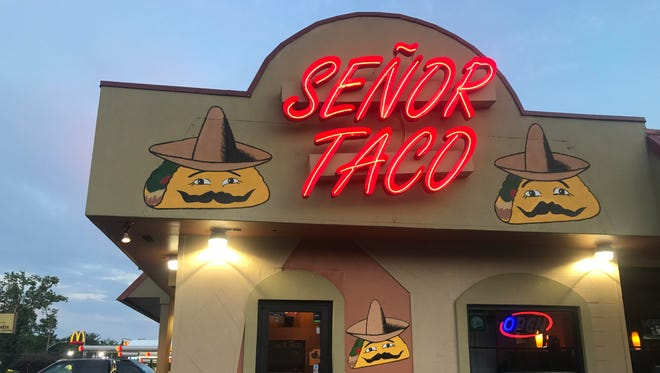 Knoxville restaurant Señor Taco sits at 3325 N. Broadway and offers Margarita Mondays.